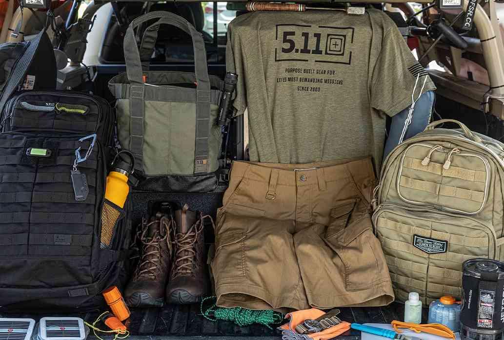 Bạn có phải là người sử dụng đồ Tactical?