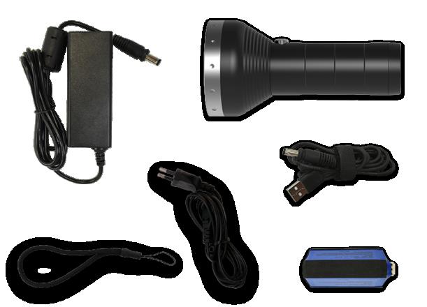 Đèn Pin Cầm Tay LEDLENSER MT18