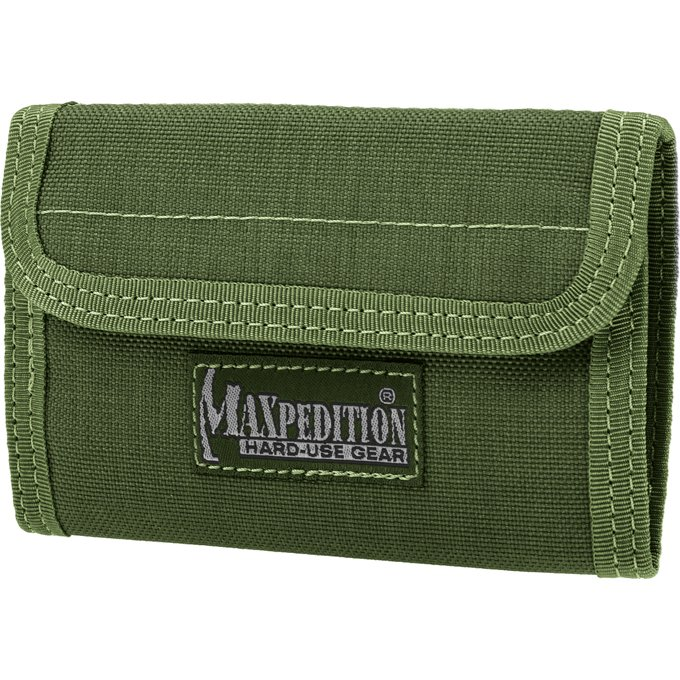 Ví Maxpedition Spartan – Green