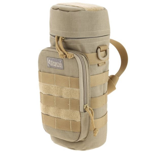 12″  x 5″ Bottle Holder – KhaKi