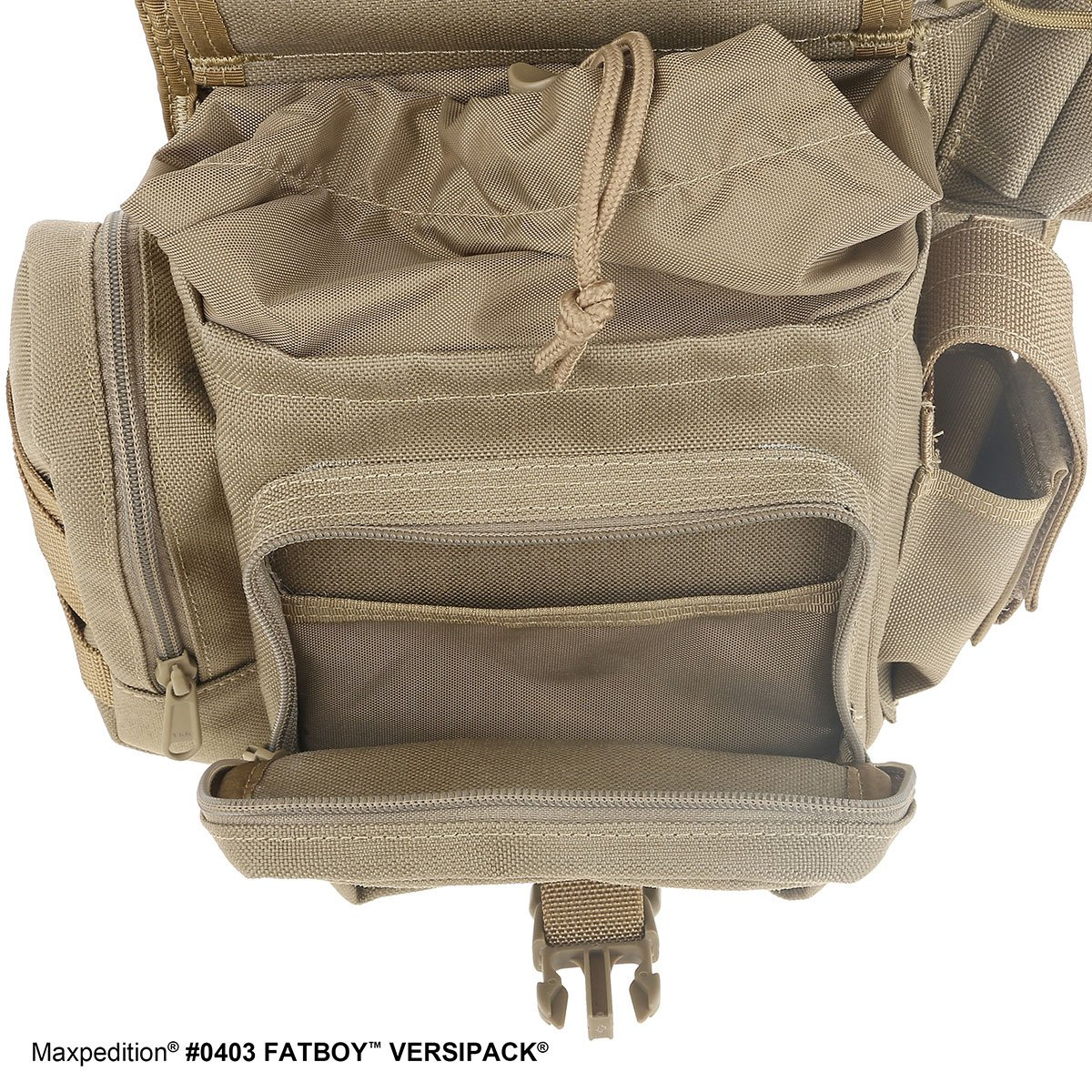 Túi Maxpedition FatBoy Versipack  – Black