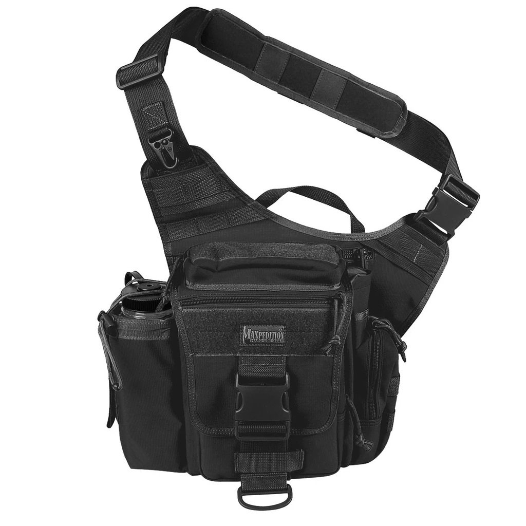 Túi Maxpedition JUMBO VERSIPACK – Black