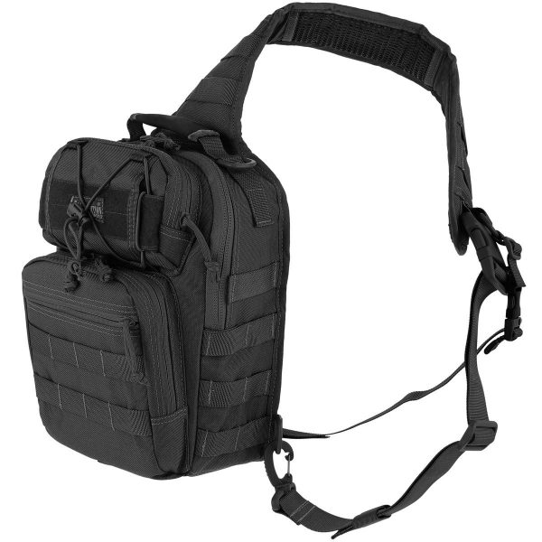 Balo Maxpedition Lunada Gearslinger – Black