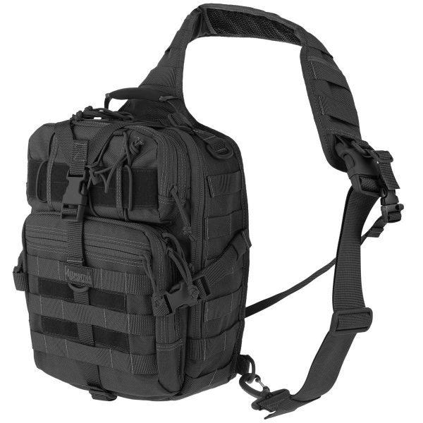 Balo Maxpedition Malaga Gearslinger – Black