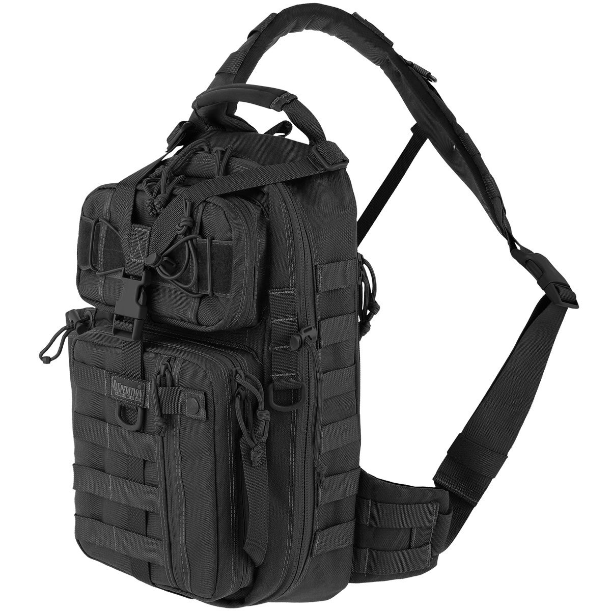 Balo Maxpedition Sitka Gearslinger – Black