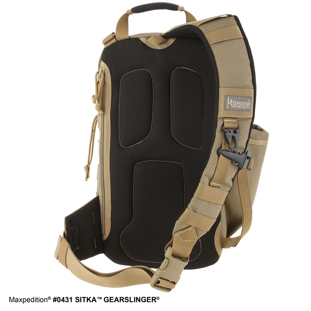 Balo Maxpedition Sitka Gearslinger – Foliage Green