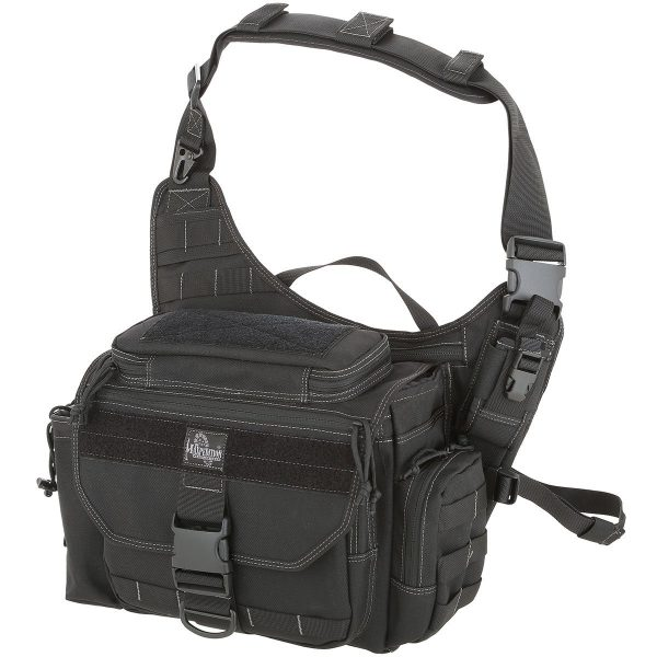 Balo Maxpedition Mongo Versipack – Black