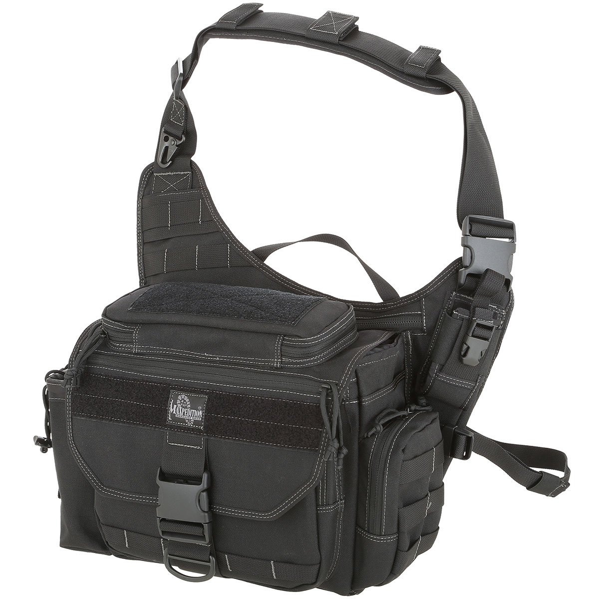 Balo Maxpedition Mongo Versipack - Black