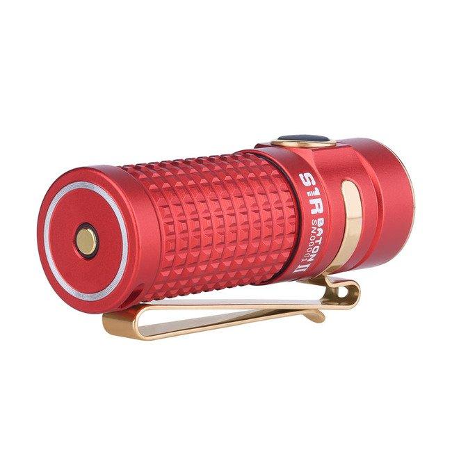 Đèn Pin Siêu Sáng Olight S1R BATON II(RED)