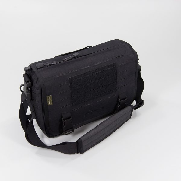 TÚI  SMALL MESSENGER BAG – Black