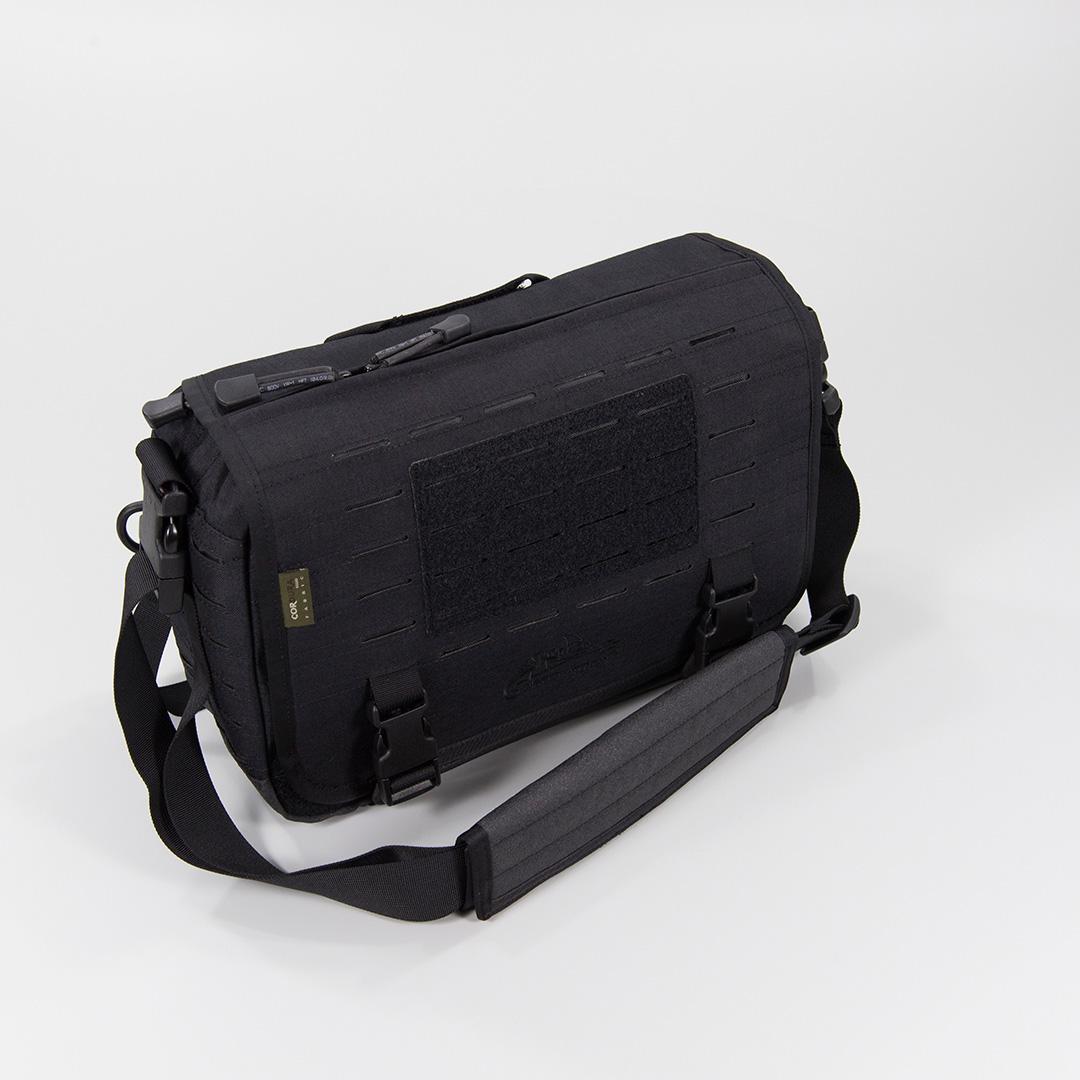 TÚI  SMALL MESSENGER BAG – Black