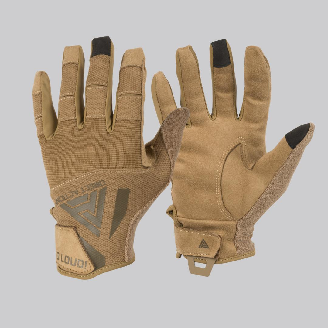 HARD GLOVES - Coyote Brown