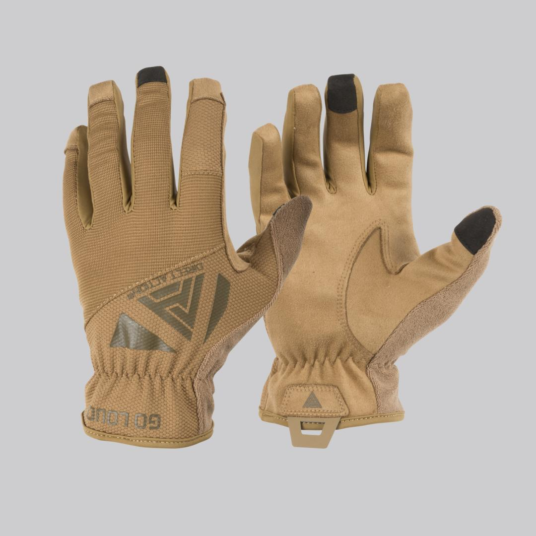 LIGHT GLOVES - Coyote Brown