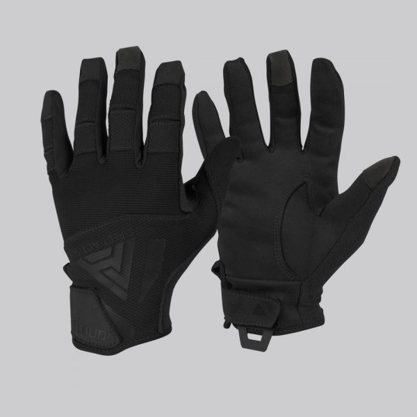 HARD GLOVES – Black