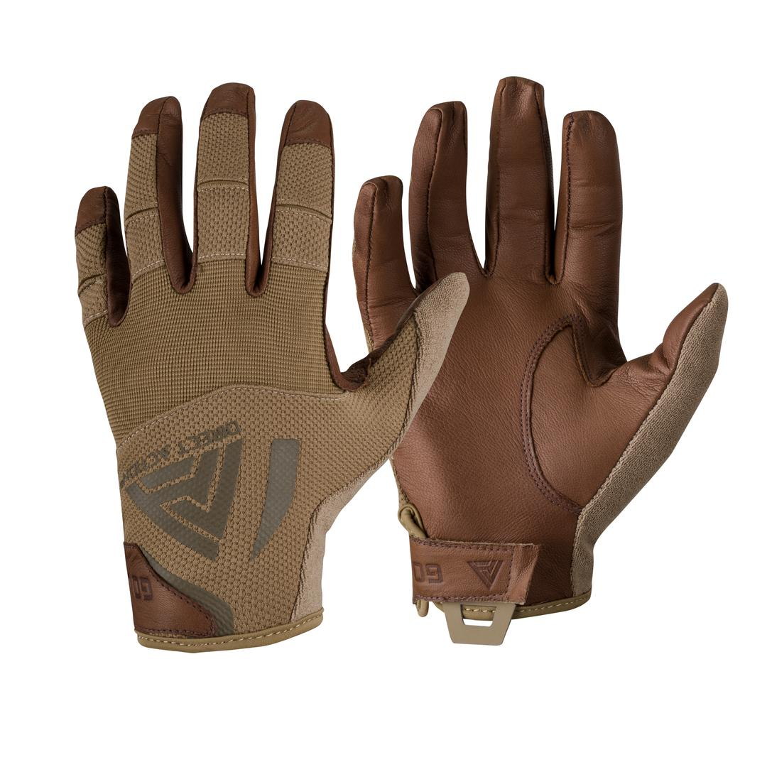Găng tay HARD GLOVES® – LEATHER – Coyote Brown