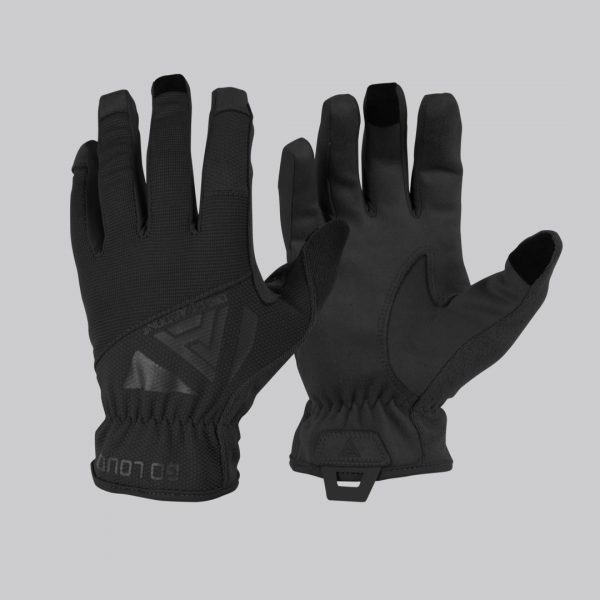 LIGHT GLOVES – Black