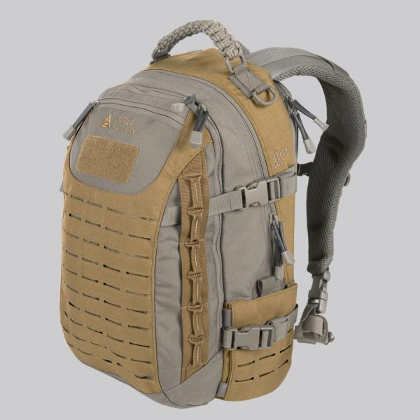 BALO DRAGON EGG MK II BACKPACK – Urban grey / Coyote