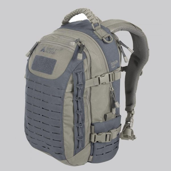 BALO DRAGON EGG MK II BACKPACK – Urban Grey /  Shadow Grey