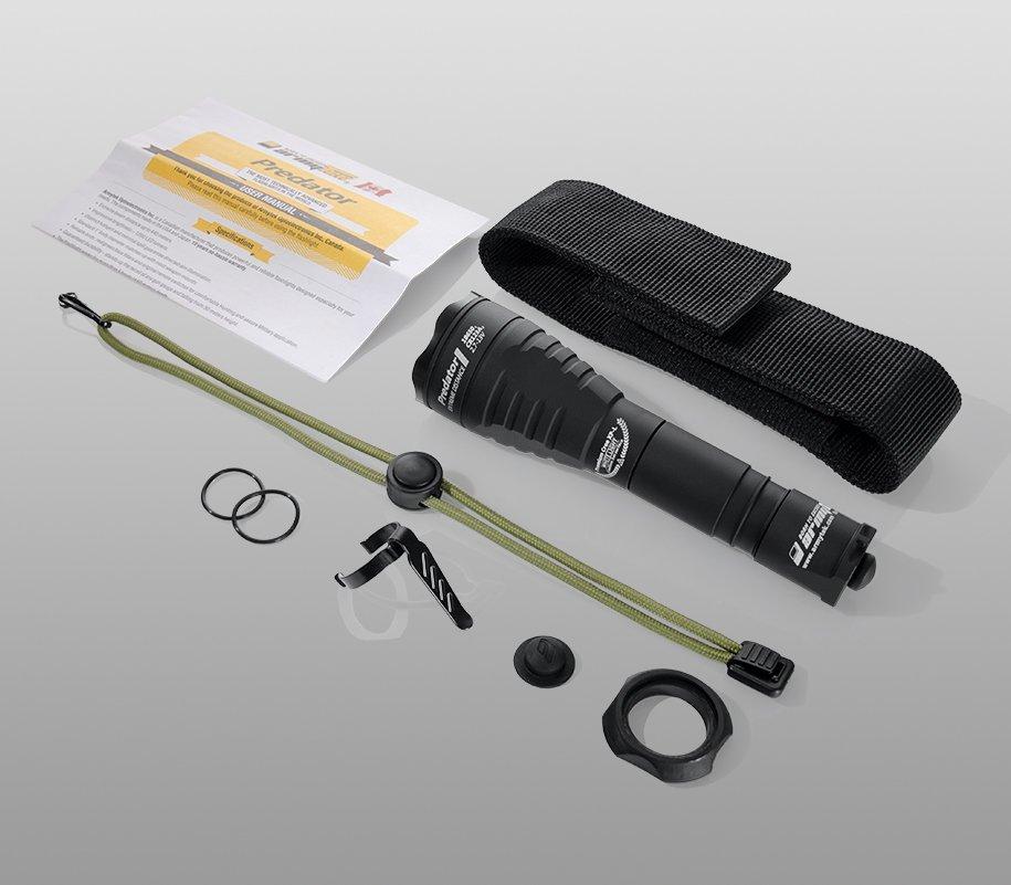 Đèn Pin ARMYTEK PREDATOR PRO XHP35 HI (WARM-LIGHT-1570 LM)