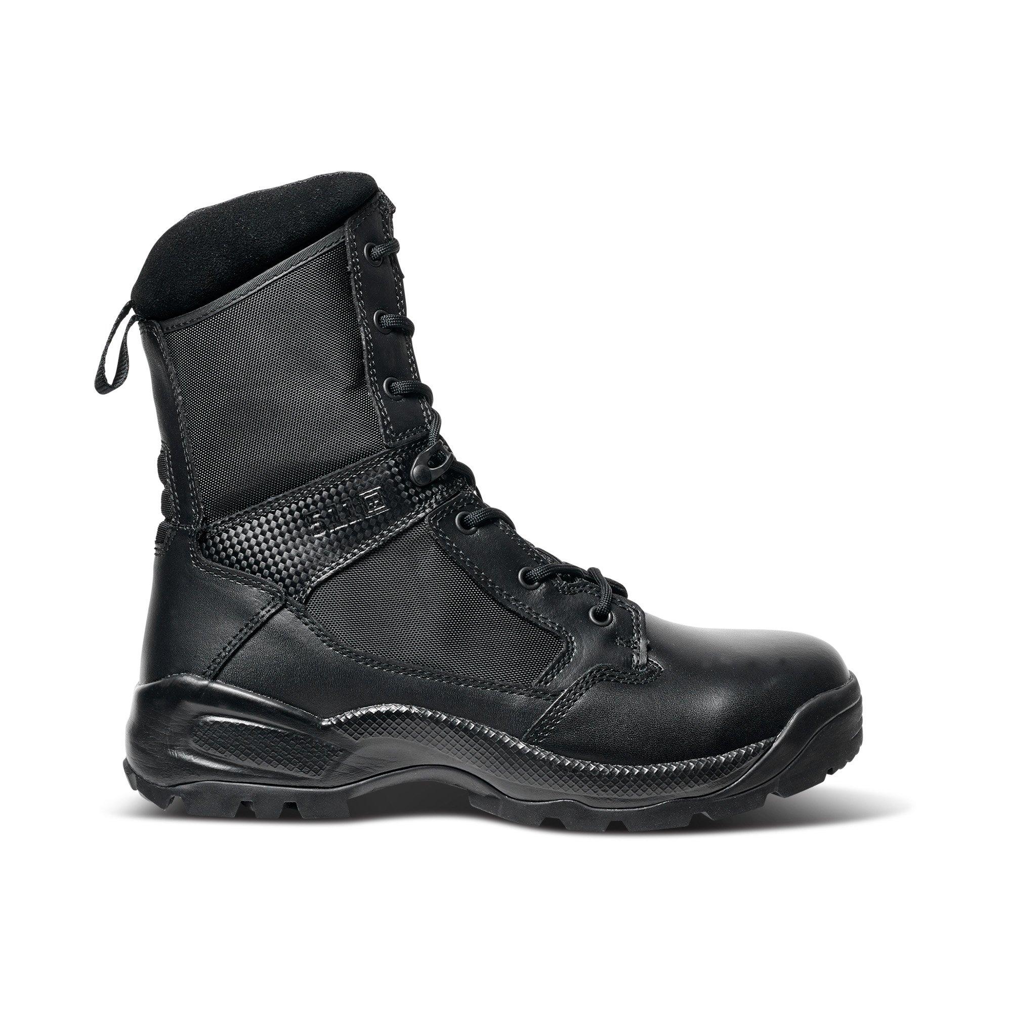 ATAC® 2.0 8″ SIDE ZIP BOOT – Black