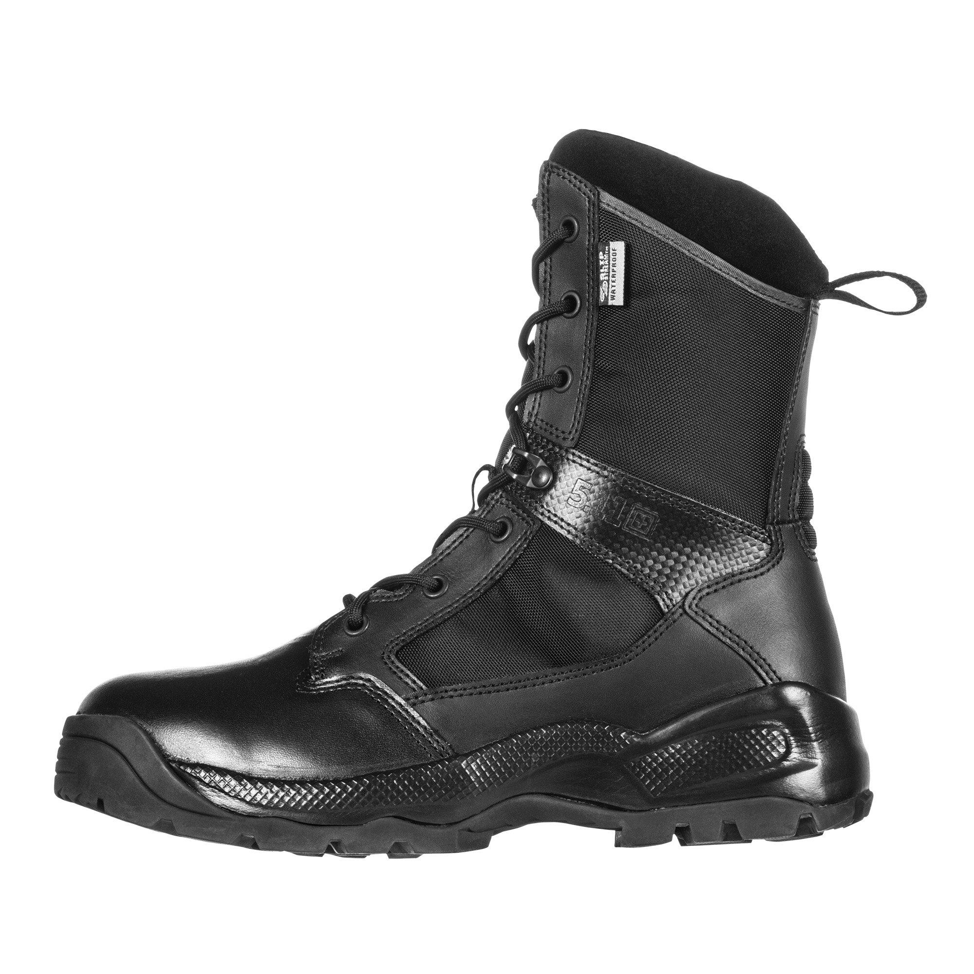 A.T.A.C.® 2.0 8″ STORM BOOT – Black