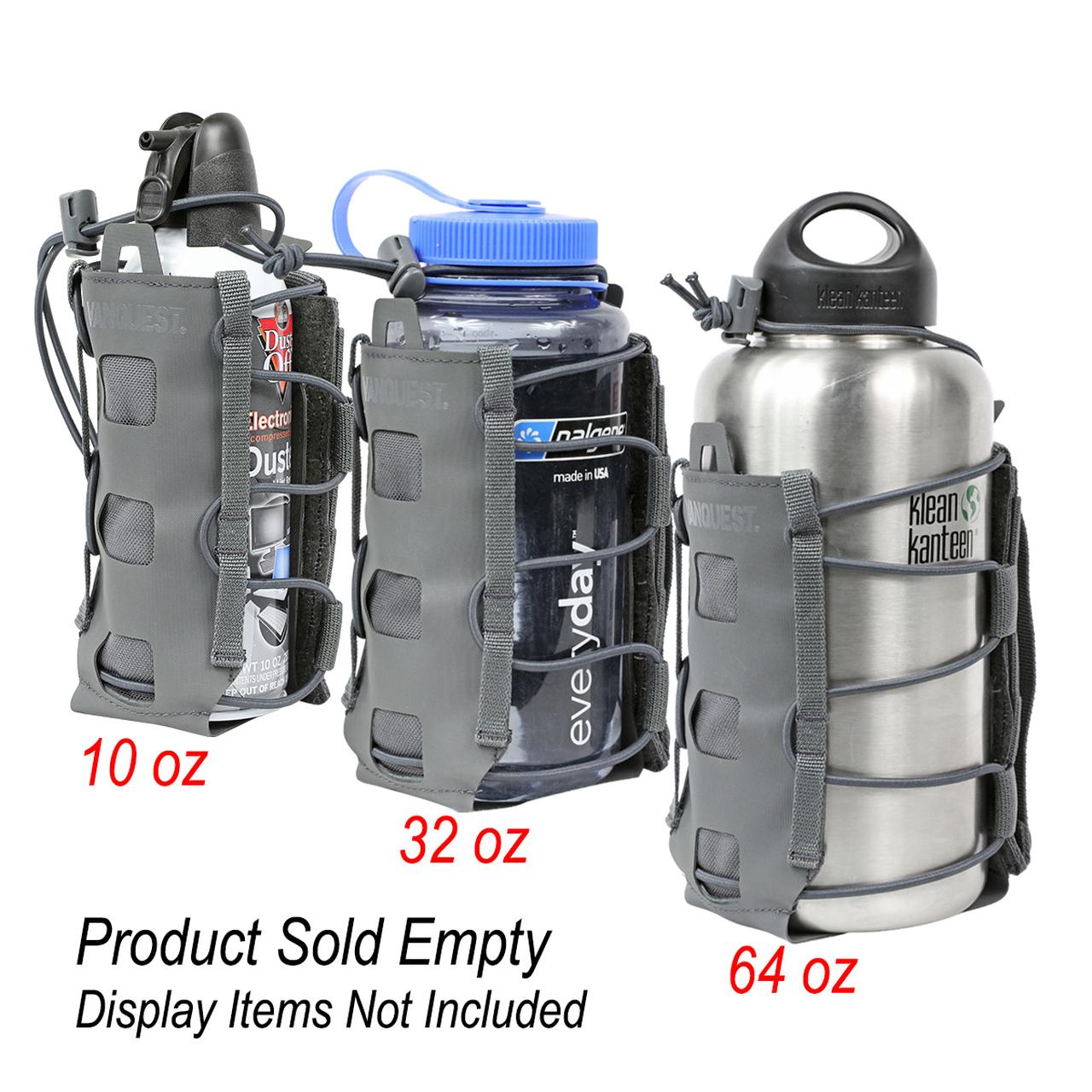 Pouch VANQUEST HYDRA Water Bottle Holder – Black