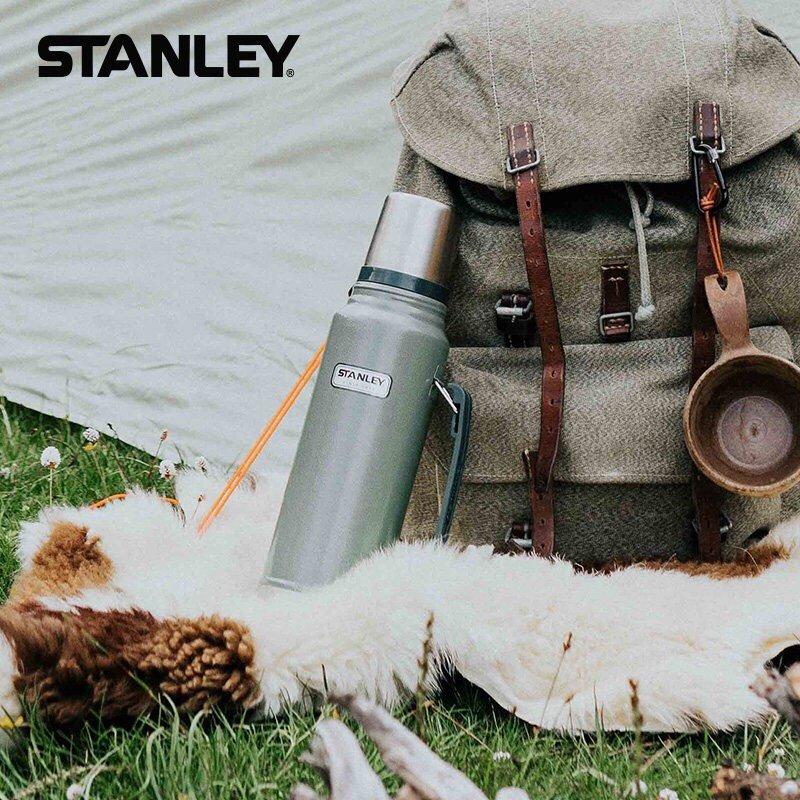 Bình Giữ Nhiệt Stanley Classic Legendary 1L-Green