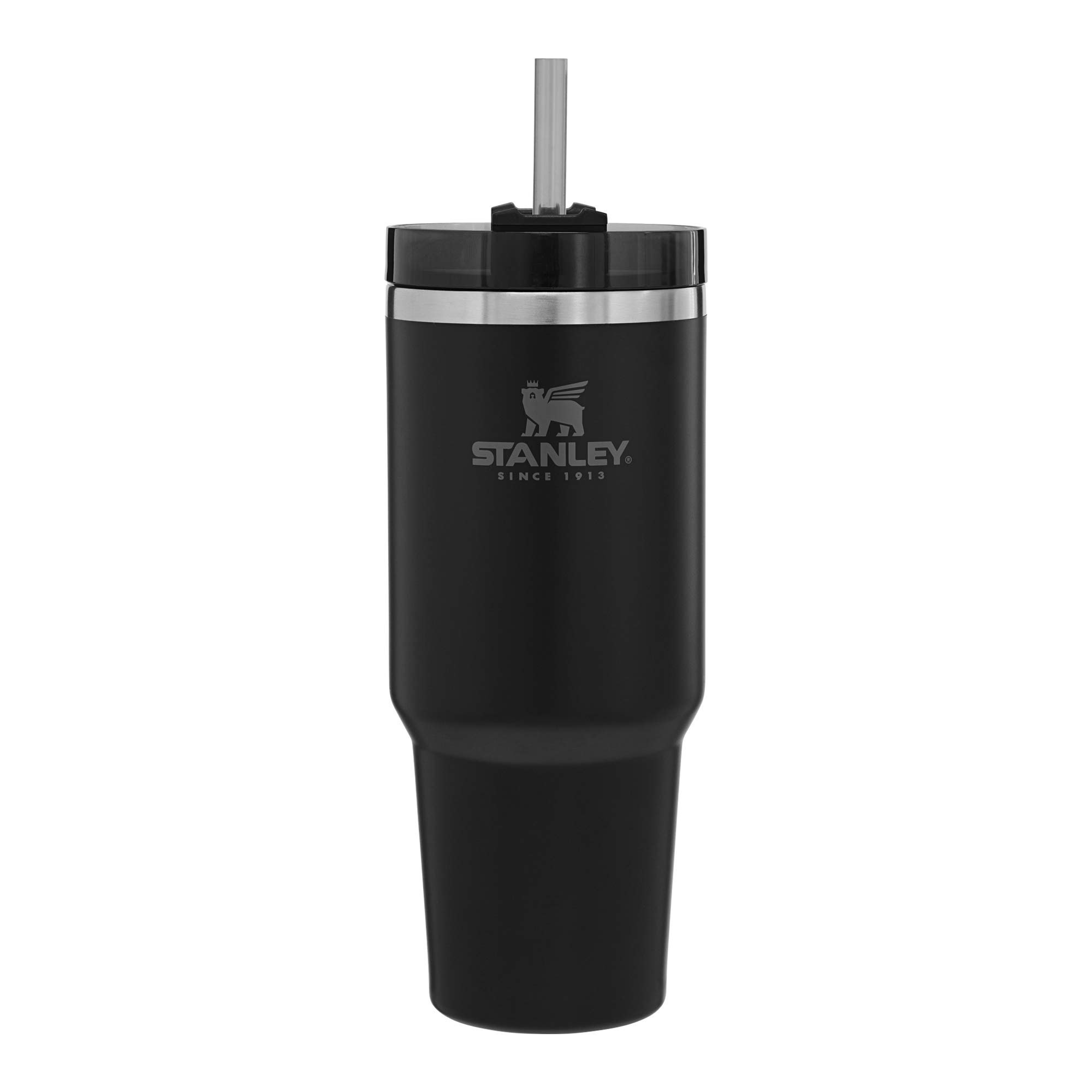 Bình Giữ Nhiệt Stanley Adventure Quencher travel 1L-Black