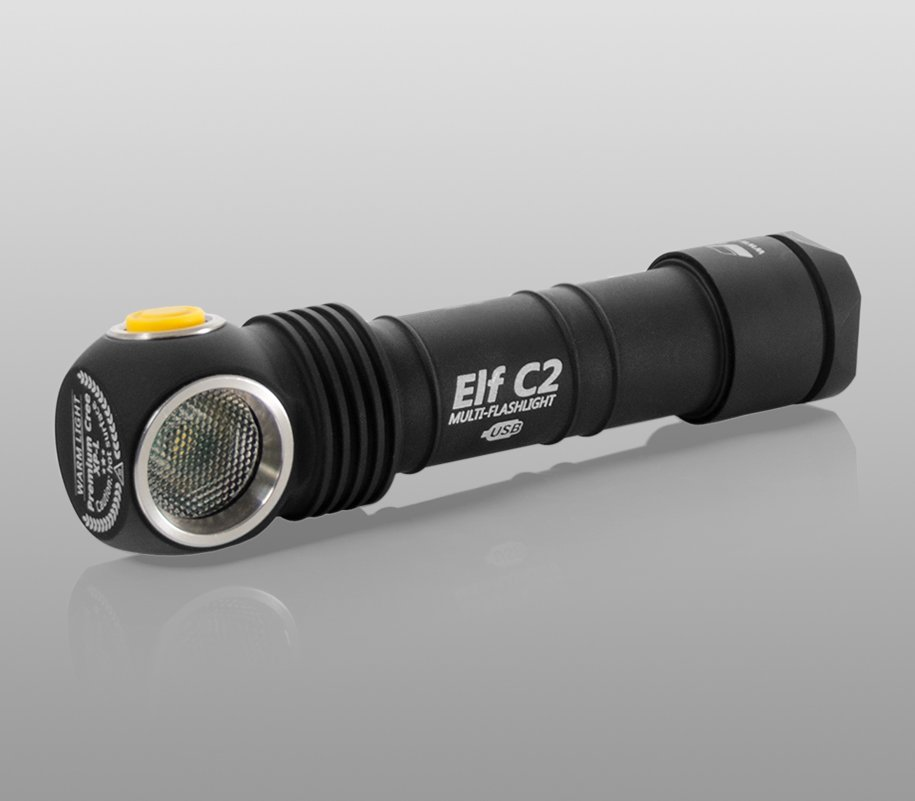 Đèn Pin ARMYTEK ELF C2 Sáng Trắng