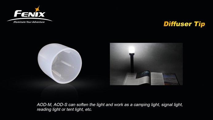 Phụ kiện Fenix – AOD-M – Tản sáng