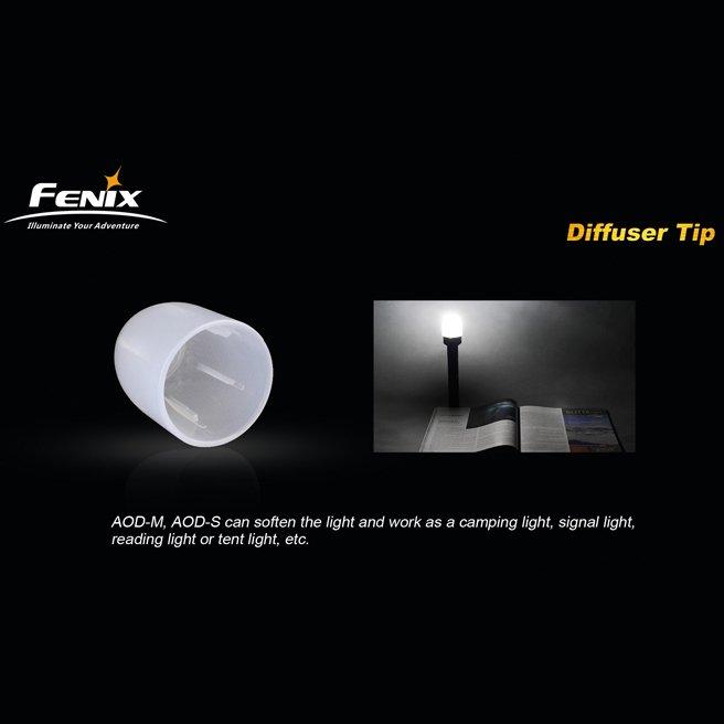 Phụ kiện Fenix - AOD-S - Tản sáng