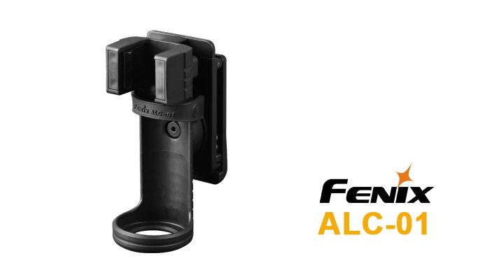 Phụ kiện Fenix – ALC-01 – Quick release Belt Clip để đựng đèn pin