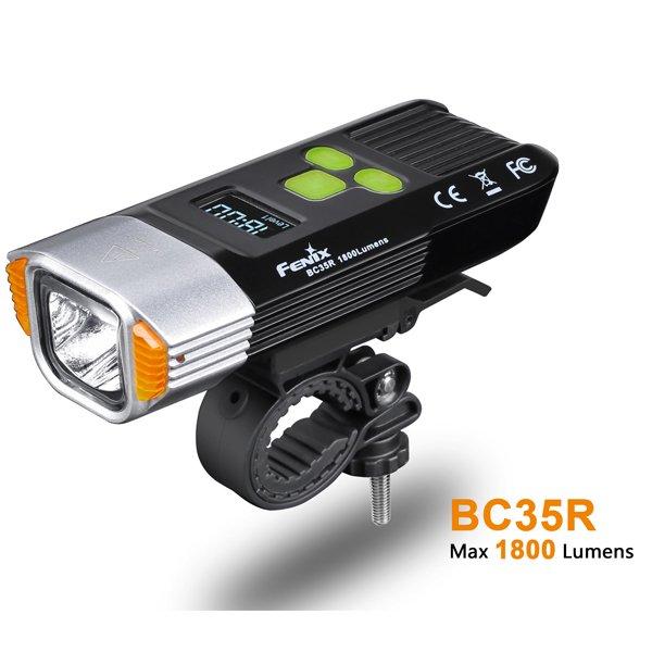 Đèn Pin XE ĐẠP FENIX - BC35R - 1800 LUMENS