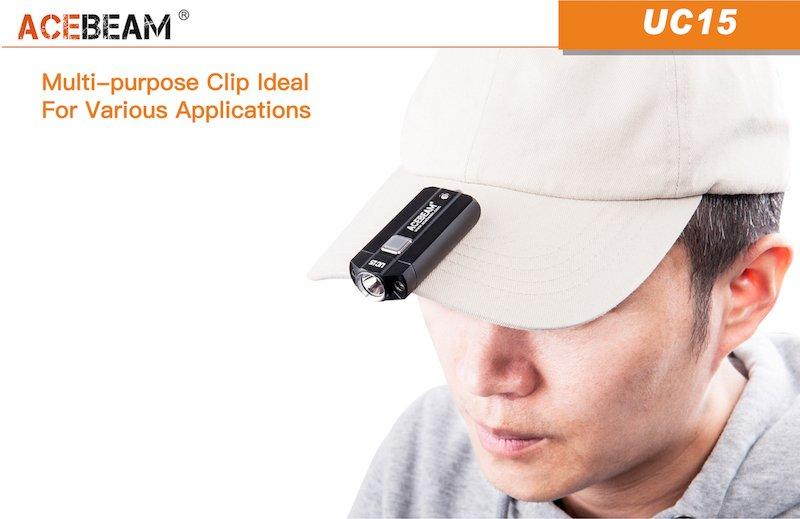 Đèn Pin ACEBEAM UC15