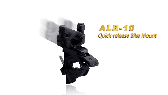 Phụ kiện Fenix – ALB-10 – Gá đèn pin cho xe đạp