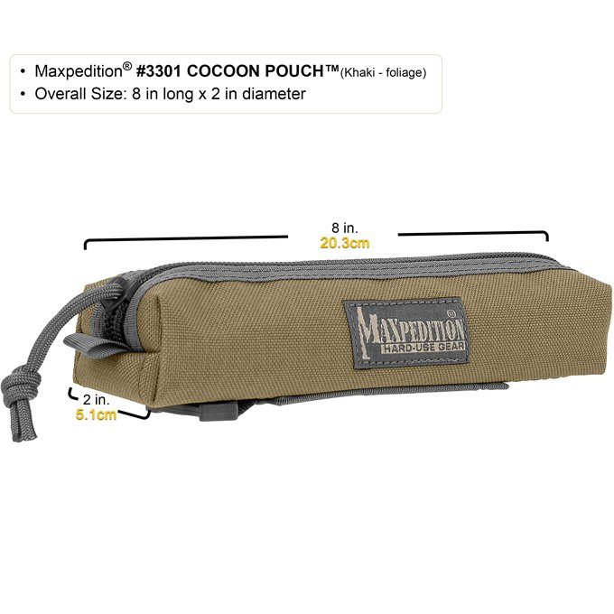 Pouch Maxpedition Cocoon – Foliage Green