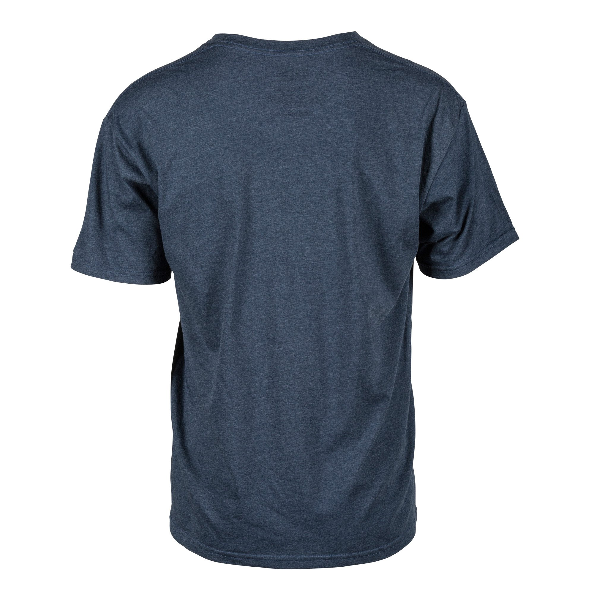 LEGACY POP TEE – NAVY HEATHER