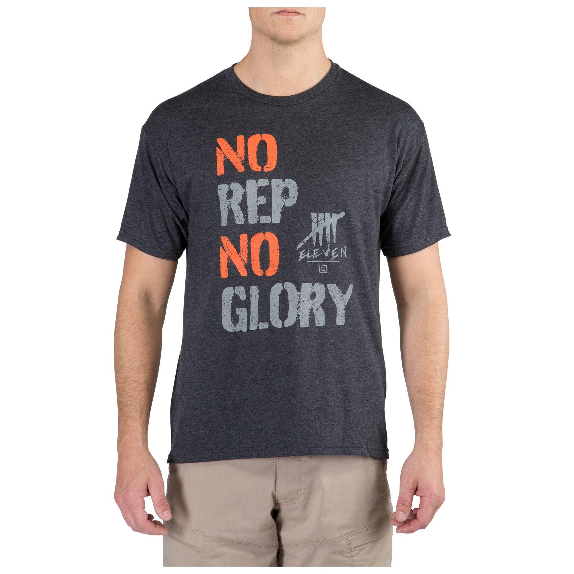 NO REP NO GLORY TEE