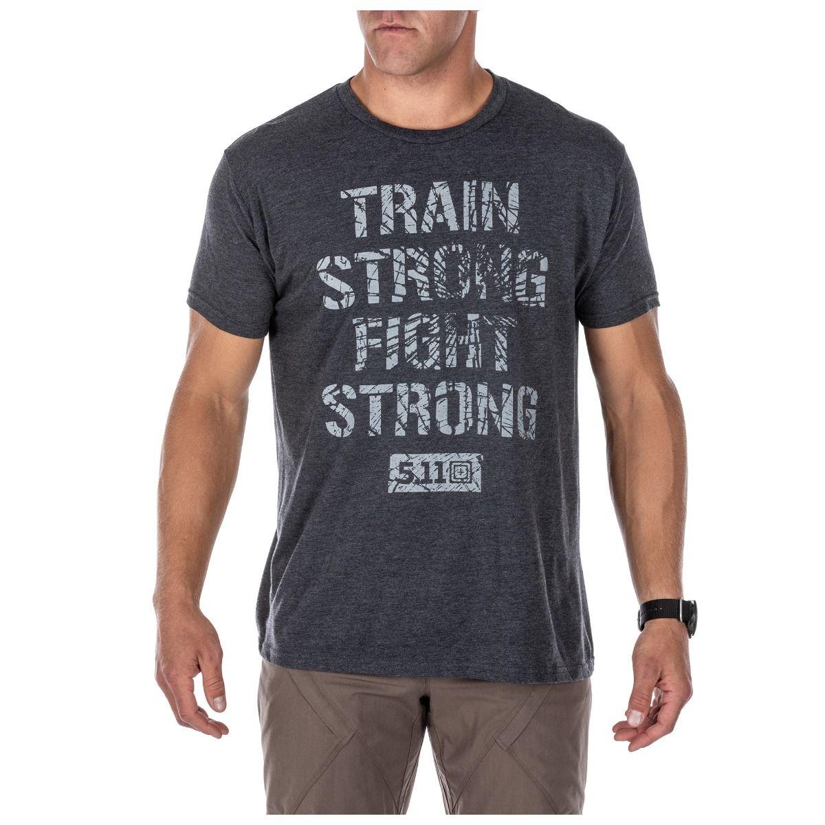 TRAIN STRONG TEE