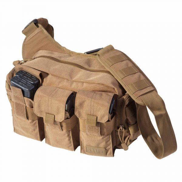 Túi  5.11 Tactical Bail Out Bag – FDE