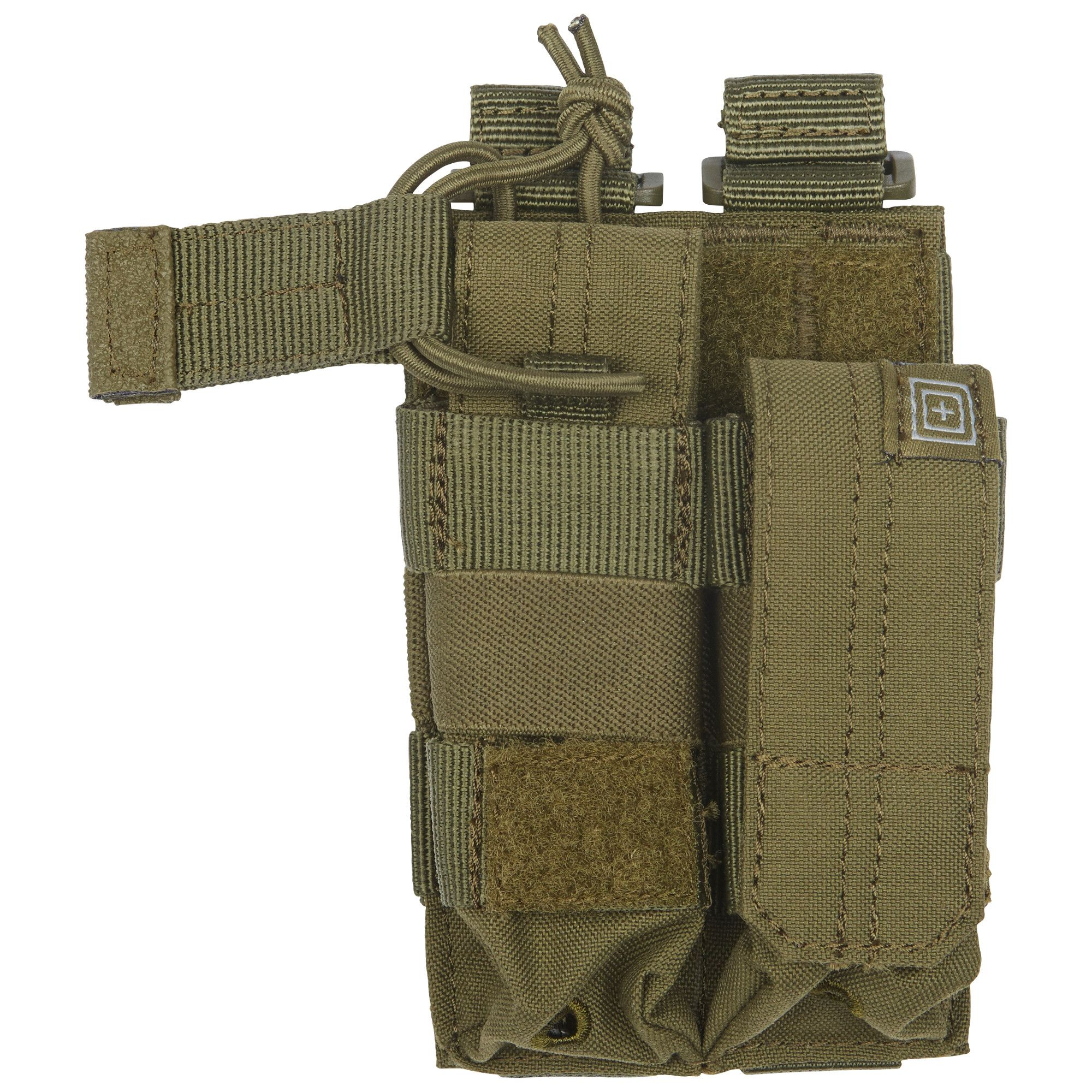 Pouch DOUBLE PISTOL BUNGEE/COVER – TacOD