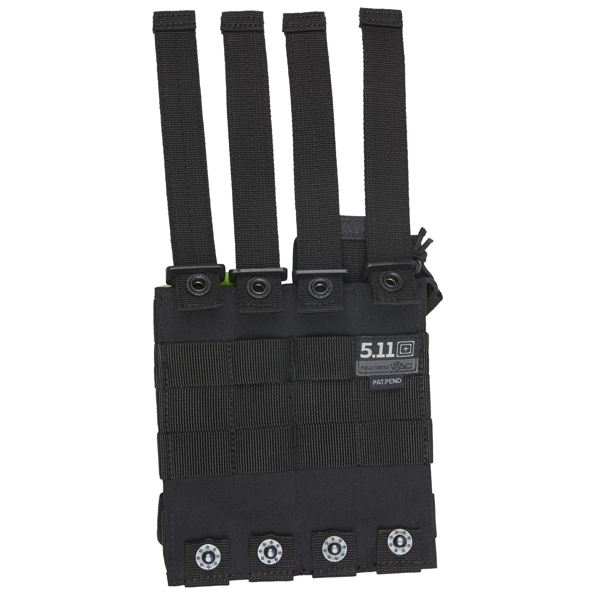 DOUBLE AR BUNGEE/COVER – Black