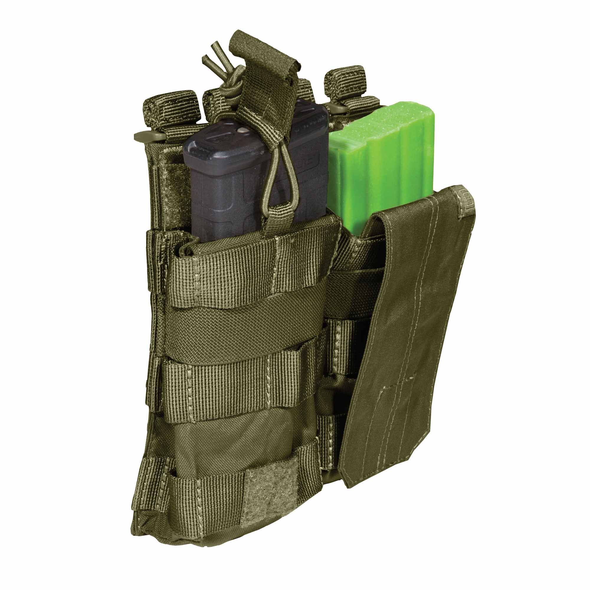 Pouch DOUBLE AR BUNGEE/COVER – TacOD