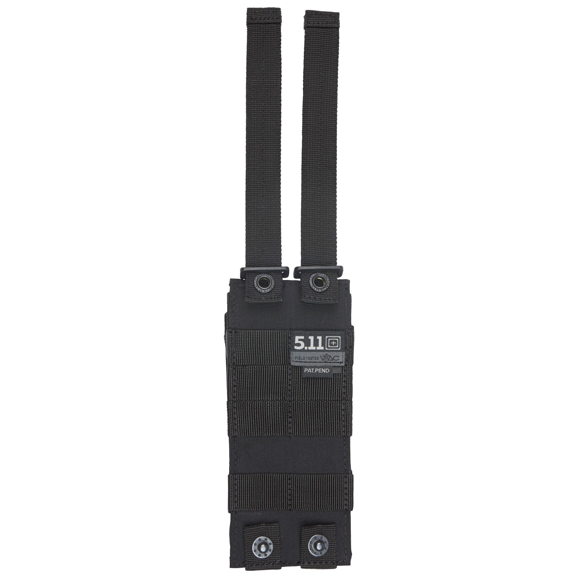 Pouch AR BUNGEE/COVER SINGLE – Black