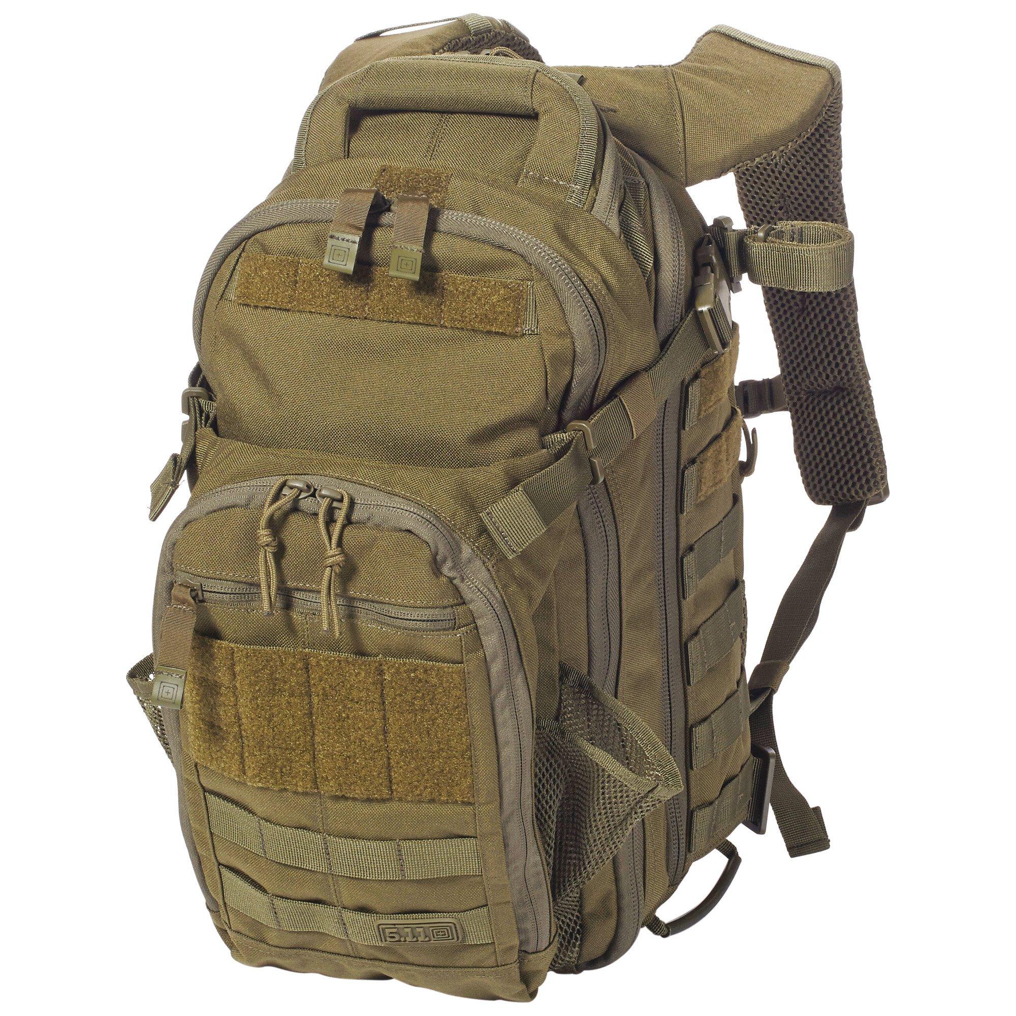 Balo 5.11 Tactical ALL HAZARDS NITRO 21L – Tac OD