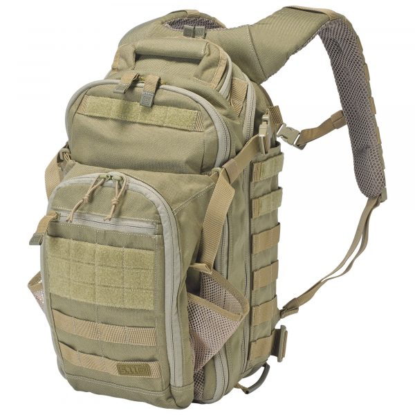 Balo 5.11 Tactical ALL HAZARDS NITRO 21L – Sanstone