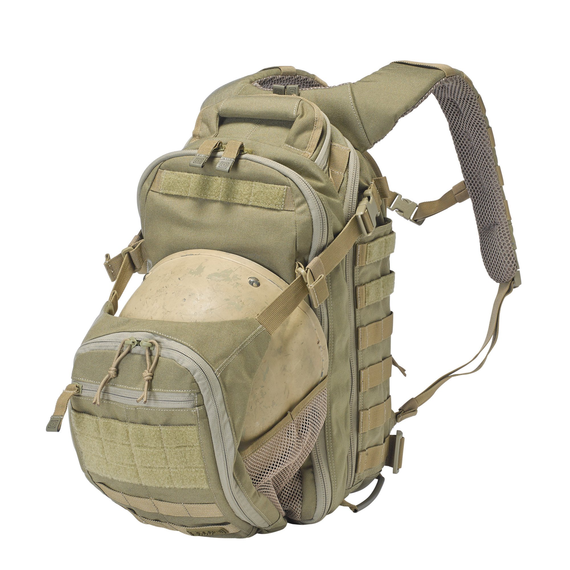 Balo 5.11 Tactical ALL HAZARDS NITRO 21L – Sanstone