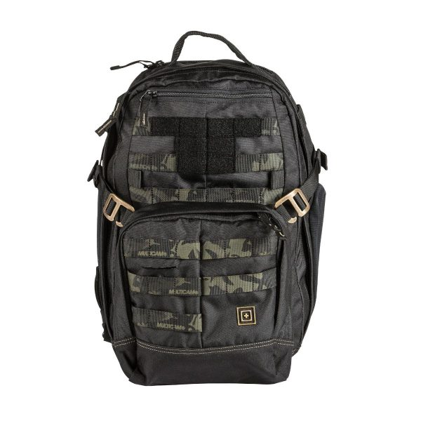 Balo 5.11 Tactical MIRA 2-IN-1 PACK 25L – Stealth Black