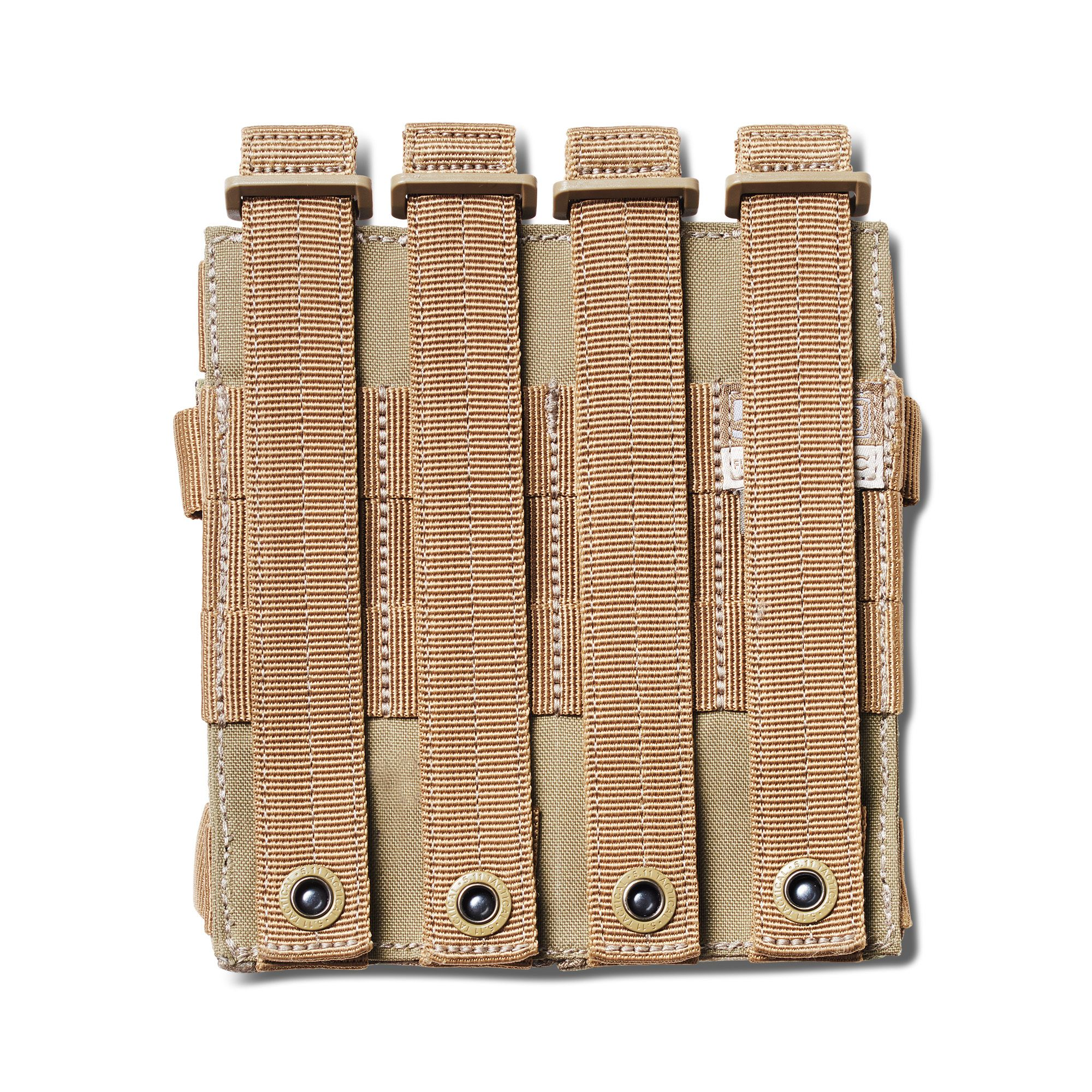 Pouch DOUBLE AR BUNGEE/COVER – Multicam