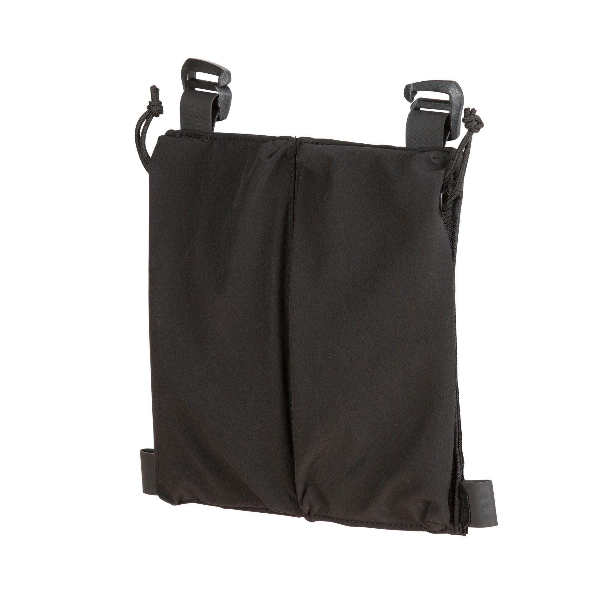 Pouch DOUBLE DEPLOY GEAR SET – Black